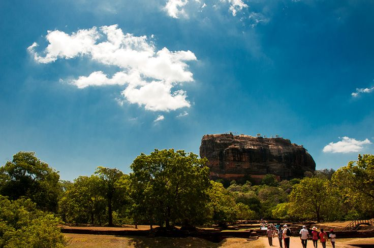 The 'castle' on the big rock – MrJane
