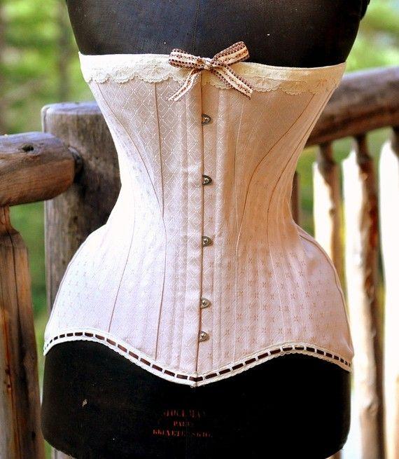 pretty corset