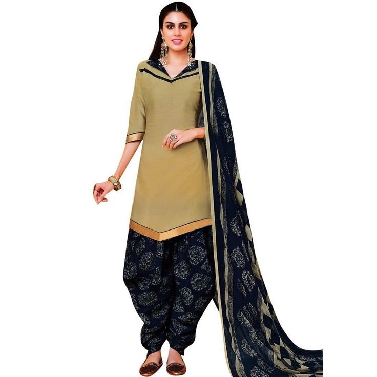 Readymade Patiala Salwar Printed Cotton Salwar Kameez Suit  #Designer #NewStuff #ShopNow #SalwarSuit #FreeShipping #LowestPrice #SalwarKameez #DressMaterial