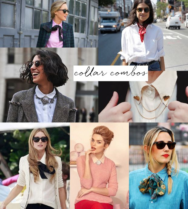 Dressing up a Button Down - Cupcakes