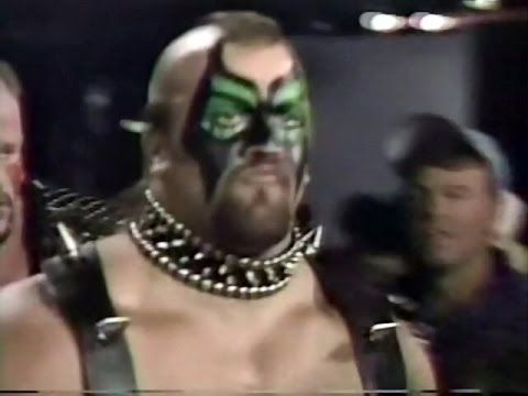 NWA World Championship Wrestling (ft. Midnight Express vs. Road Warriors...