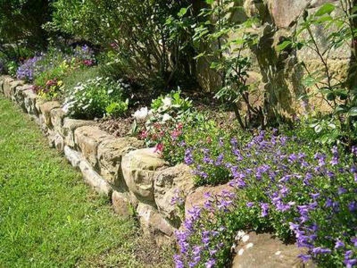 Patios y jardines grandes peque os patios y galer as jardines Jardines rusticos pequenos