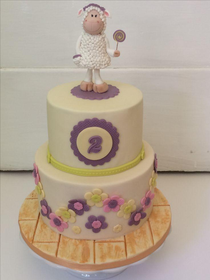 The Sheep Cake