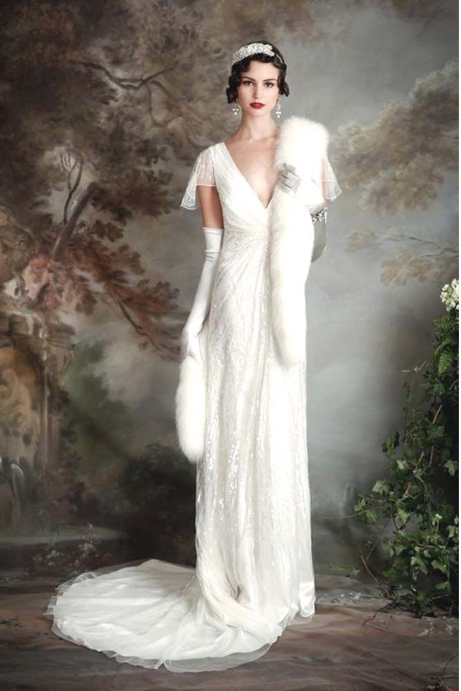 wedding dress with long gloves wedding ideas