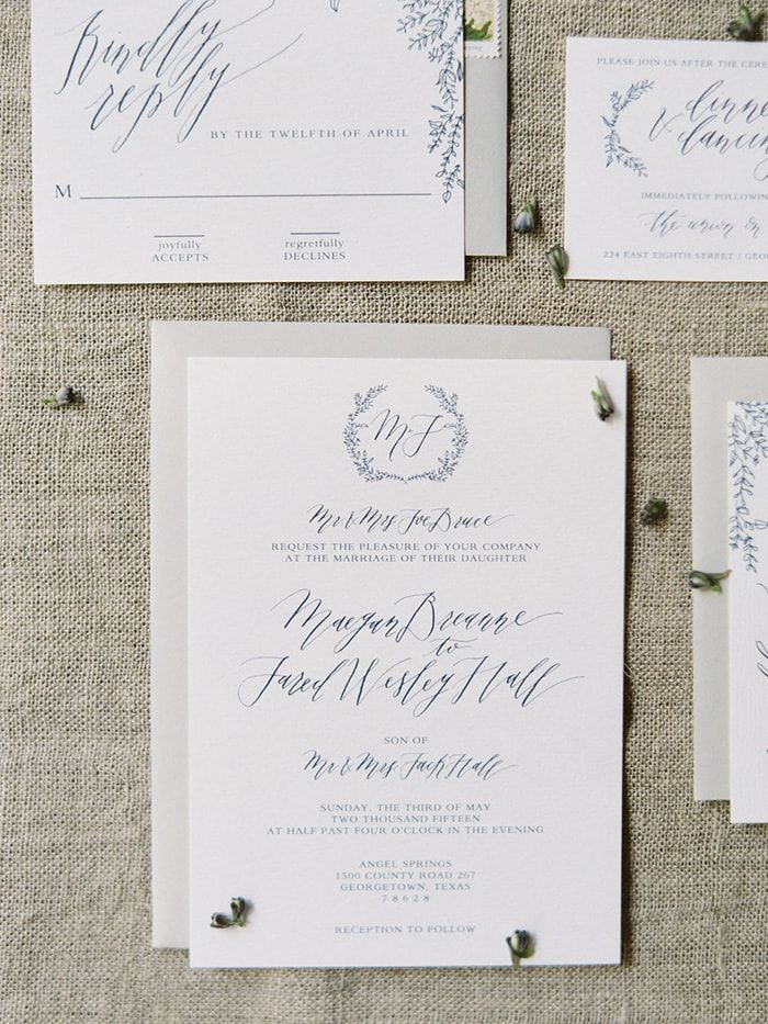 invitation letter for judging an event%0A Sweet and Emotional Garden Wedding in Texas  Once Wed