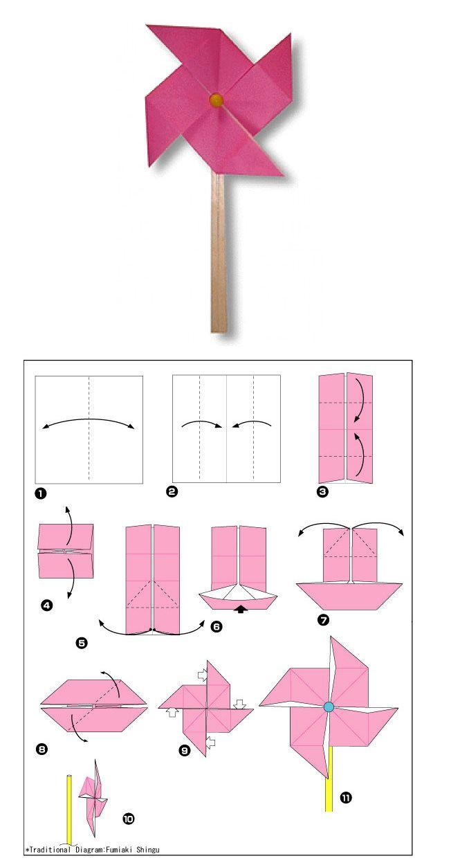 Origami Easy Pinterest Diy And Bird Box Diagram Diagrams