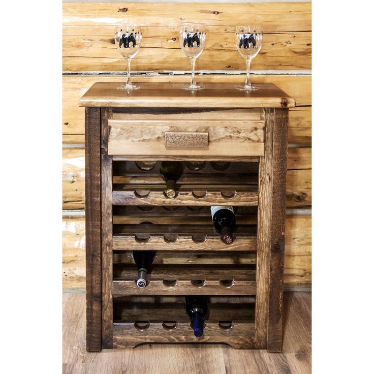Best 25+ Wine rack cabinet ideas on Pinterest   Kitchen ...