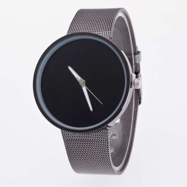 29 best deals steals images on pinterest band casual watches superior watch with stainless steel strap the urban upgrade minimalist watches cool watches for women modern watches for women men white face fandeluxe Choice Image