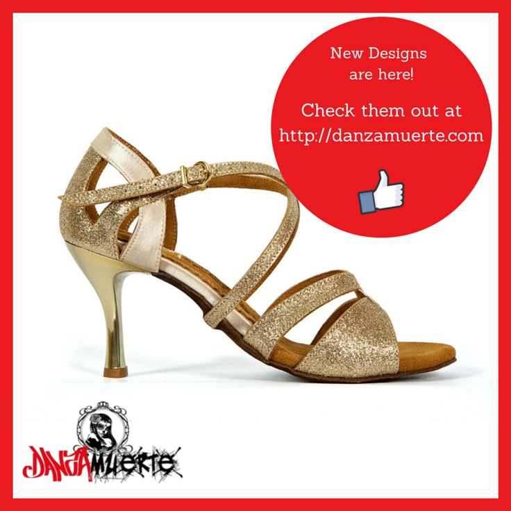 New Arrivals!! Check them out! #latin #dancing #shoes ✔ http://danzamuerte.com/go/pro-1010
