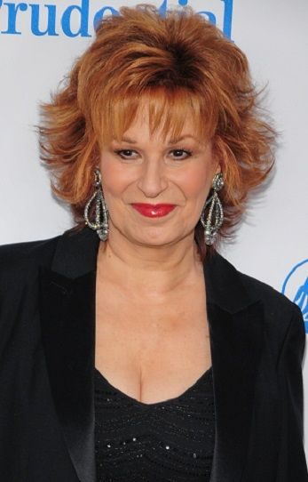 Joy Behar Short Celebrity Hairstyles For Women Over 60 L