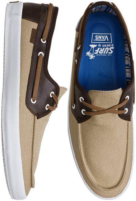 VANS CHAUFFEUR SHOE > Beach Shoes | Swell.com