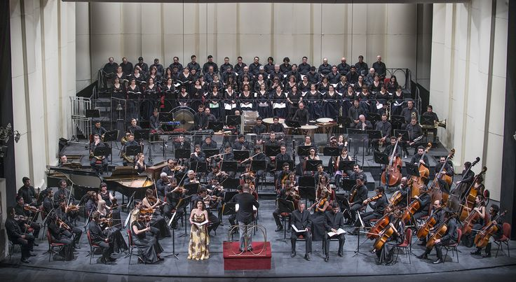 Carmina Burana 2015. Foto de Patricio Melo