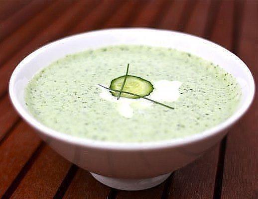 Холодные летние супы 5 рецептов