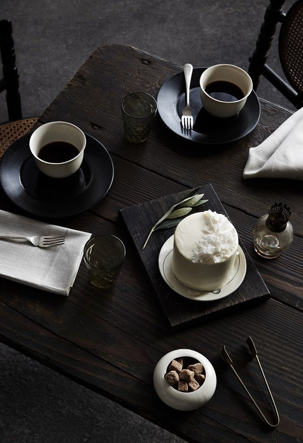 Coffee for two / The Design Files