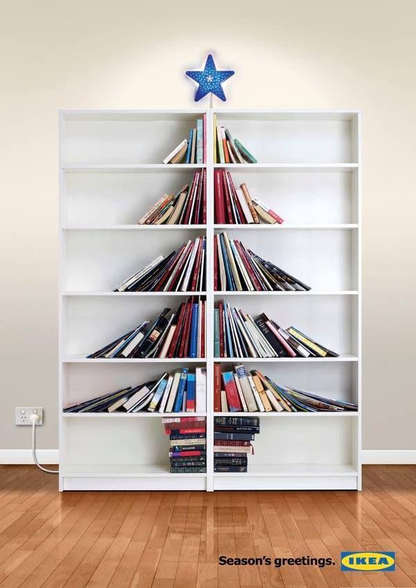 Buenos días amig@s,  Ya empezamos a mentalizarnos con los alumbrados de las calles y desde #Ikea tampoco han querido ser menos. Hoy compartimos esta campaña de #Navidad de la famosa cadena de muebles sueca.