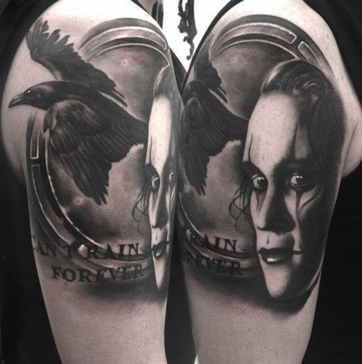 17 best images about the crow tattoos i would love to have on pinterest wichita falls tattoo. Black Bedroom Furniture Sets. Home Design Ideas