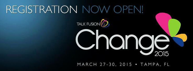I have VIP ticket! :) http://1264889.jointalkfusion.com/talk-fusion-events.asp