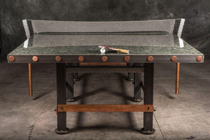 Granite Table Tennis Art Granite Table Ping Pong