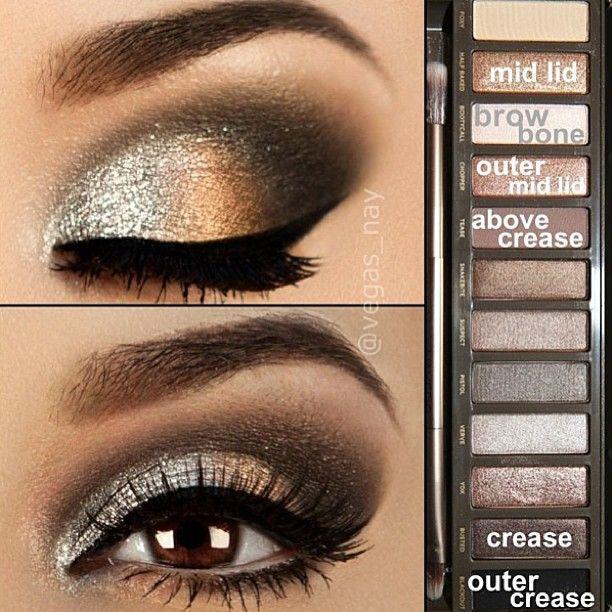 Credits: @vegas_nay - @makeupinspiring- #webstagram