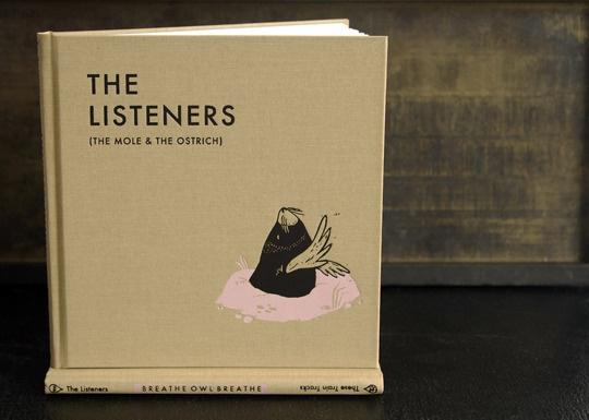 The Listeners: Album Covers, Books Worth, Bands Breath, Owl Breath, Albumbook Art, Album Books Art, Breath Owl, Children Books, Kid
