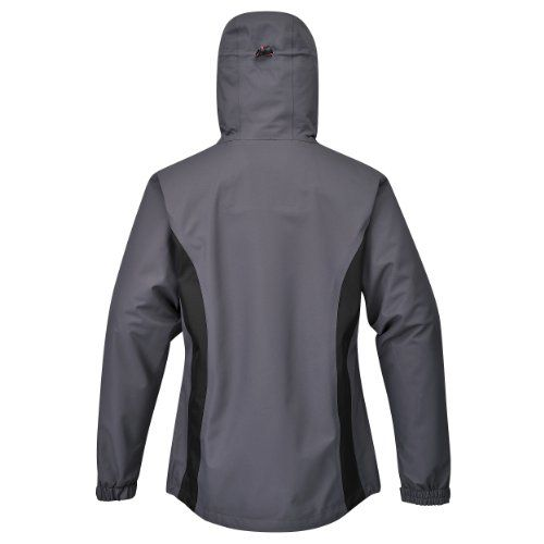 Was ist der beste Preis für Cox Swain Damen 3-Lagen Hardshell Outdoor Jacke Lisa 8.000mm Wassersäule 5.000mm atmungsaktiv Farbe: Grey/Black Größe: L Bewertungen