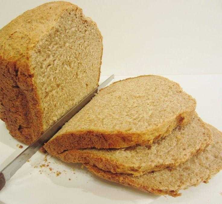 Pão de Manteiga e Mel - Máquina de Pão