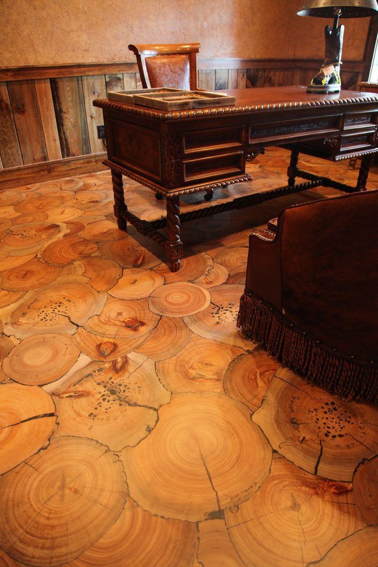 Pin by numan torun on cordwood floor ideas pinterest for Hardwood floor inlay designs