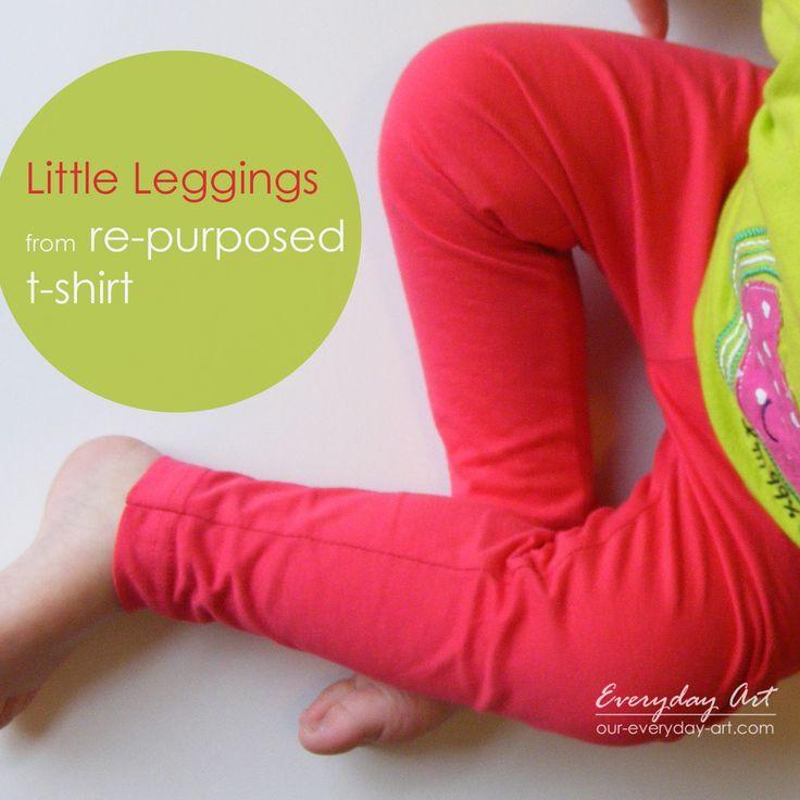 Everyday Art: Sew Leggings!