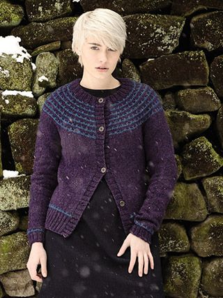 TOOST from ROWAN Winterscapes (ZB179) 12 designs for women by Sarah Hatton using Rowan Alpaca Merino DK. A collection of wearable designs in our new super soft and super lightweight Alpaca Merino DK. The yarn is a standard DK weight but the handle is anything but standard. The collection features simple colourwork and textures as well as cable designs, from quick knit scarves and hats through to longer length sweaters to cosy up in | English Yarns