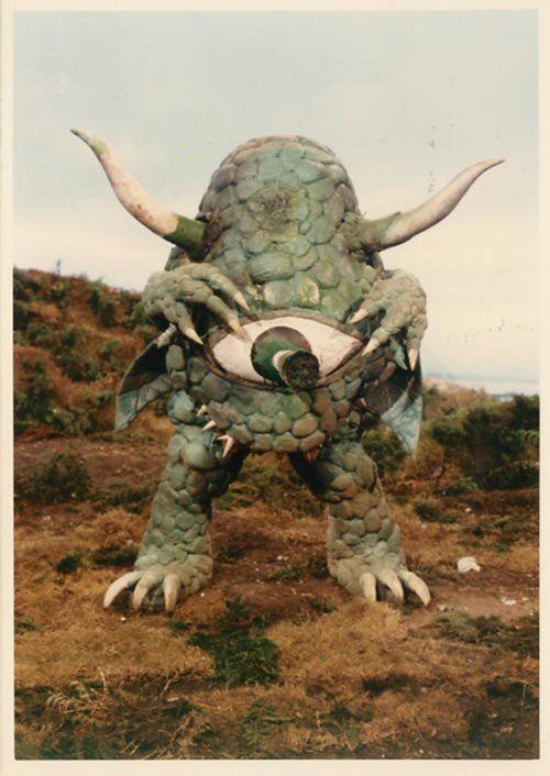 corporalsteiner:  宇宙悪霊アクマニヤ星人 (ウルトラマンレオ) - まんだらけオークション