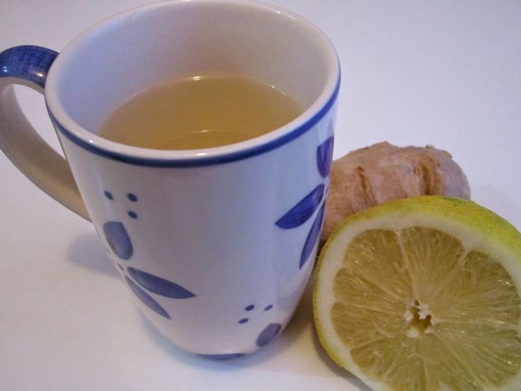 Infuso di zenzero e limone thescottishtomato.blogspot.com