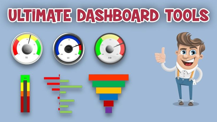 Ultimate Dashboard Tools for Excel - Check the latest version!