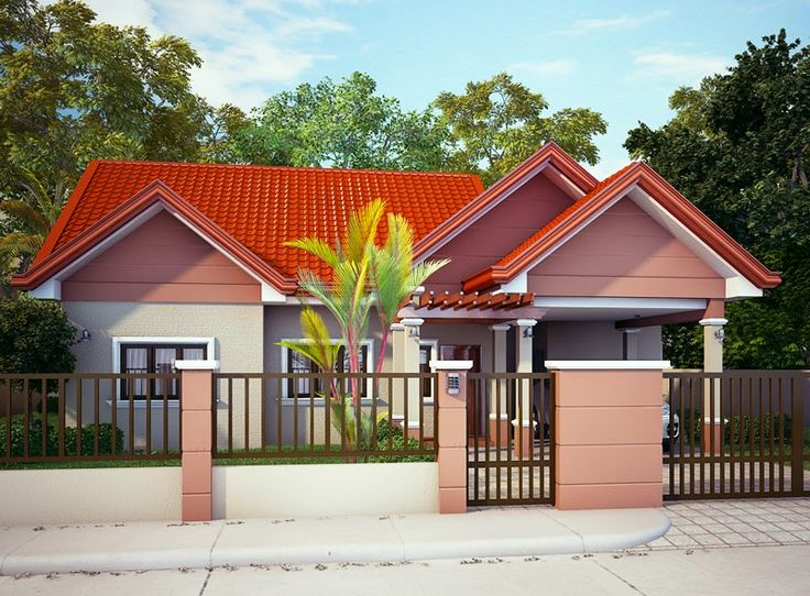 Thoughtskoto 15 beautiful small house designs small for Small house design native