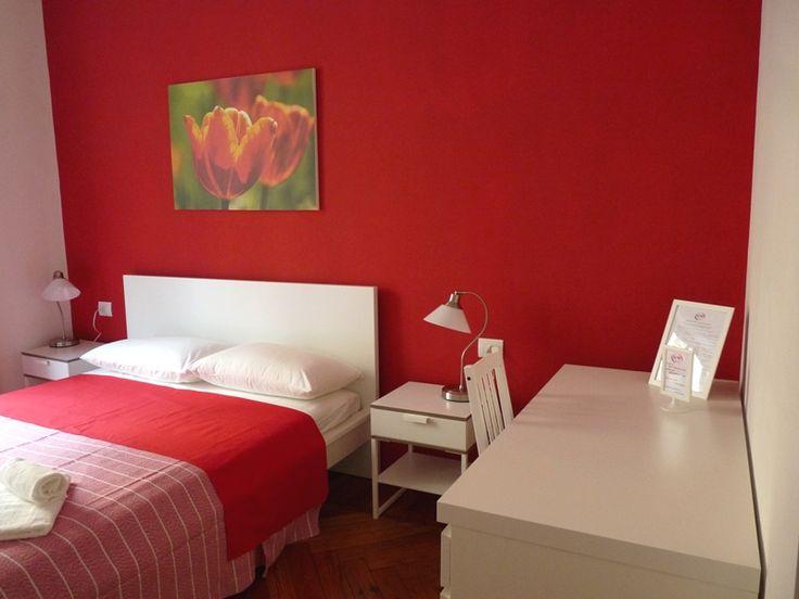 Fabulous TULIPANO ZIMMER Zimmer Tulipano hat ein Doppelbett eigenes Badezimmer mit Dusche F n und