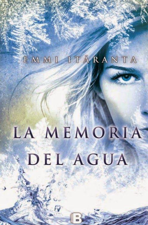 La memoria del agua book cover