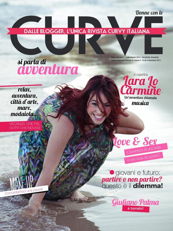 Donne con le CURVE n.5  Luglio-Agosto 2014