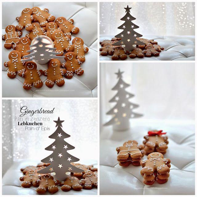 Gingerbread o Pan di Zenzero, Pan d' Epices o Lebkuchen…sempre dello stesso uomo stiamo parlando   PANEDOLCEALCIOCCOLATO