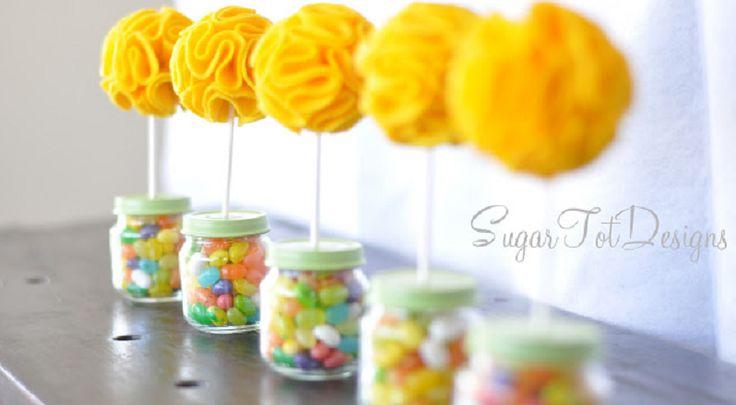 50 photos d'idées de bricolage à faire avec les pots de nourriture pour bébé!