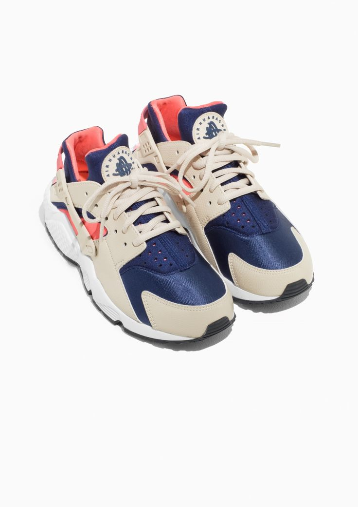 & Other Stories image 2 of Nike Air Huarache Run in Pink
