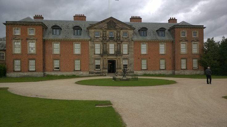 Dunham Massey Hall near Altrincham Cheshire
