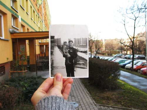 Dear Photograph,  Wasn't my Grandpa the most elegant miner in town? Twenty seven years have passed since he stood there holding me and wearing his uniform with such pride. It's that moment in time I will cherish and remember always.  Miss you so much Grandpa,  Ida