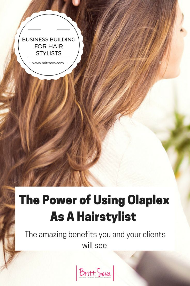 hairdresser resume%0A The power of using Olaplex as a hairstylist