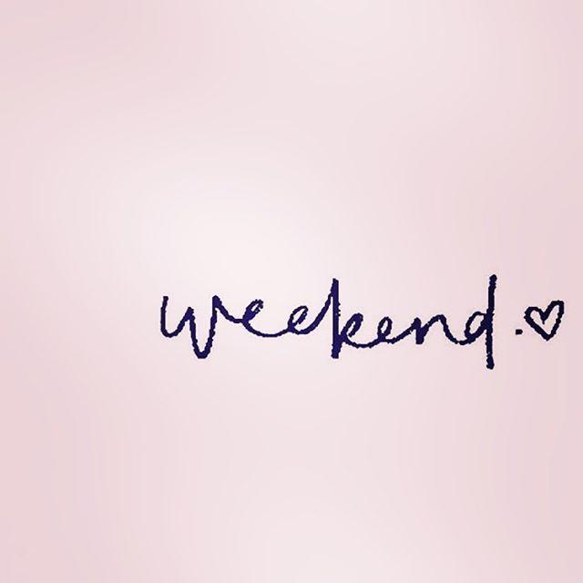 Bon weekend à toutes et à tous. Profitez  C'est le moment de déconnecter du quotidien et de reconnecter avec le boulot