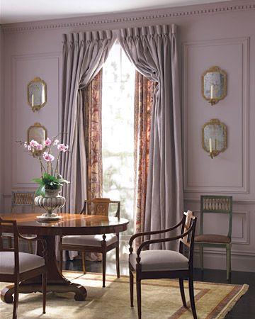 Curtain Call - Martha Stewart Home & Garden