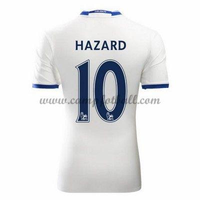 Chelsea Fotballdrakter 2016-17 Hazard 10 Tredjedrakt