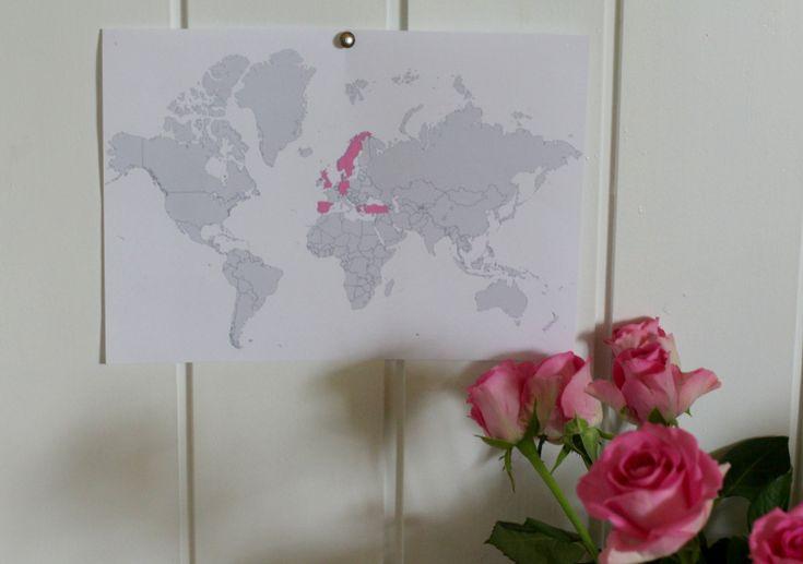 lag verdenskart