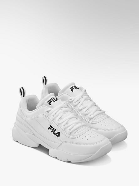 Biale Sneakersy Damskie Fila 159 90 1715706 Deichmann Com Deich Mann