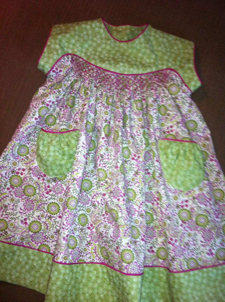 Frannie dress pattern from Sew Beautiful. | Heirloom ...