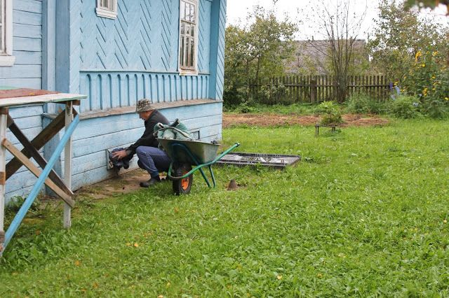 Жизнь горожанки в деревне: (+7)  Осенние заботы