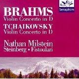 Brahms, Tchaikovsky: Violin Concertos in D (Audio CD)By Johannes Brahms